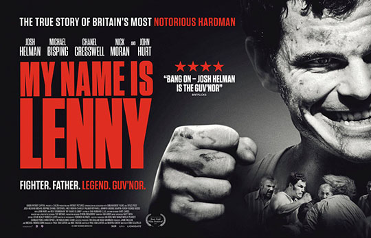 Fight Quality Film Review – My Name is Lenny (2017)