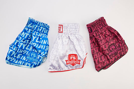 InFightStyle Premo Shorts