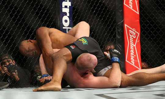 Fight Quality's Favourite BJJ Players in the UFC
