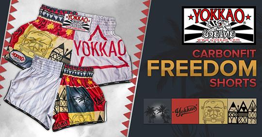 """Yokkao CarbonFit """"Freedom"""" Shorts"""