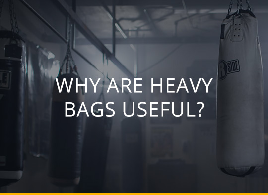 Why Are Heavy Bags Useful for Boxing, MMA, Muay Thai and other combat sports?