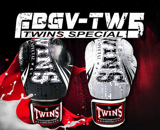 Twins Special FBGV-TW5 Boxing Gloves