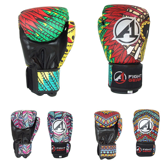 A1 Fight Gear BOLD range