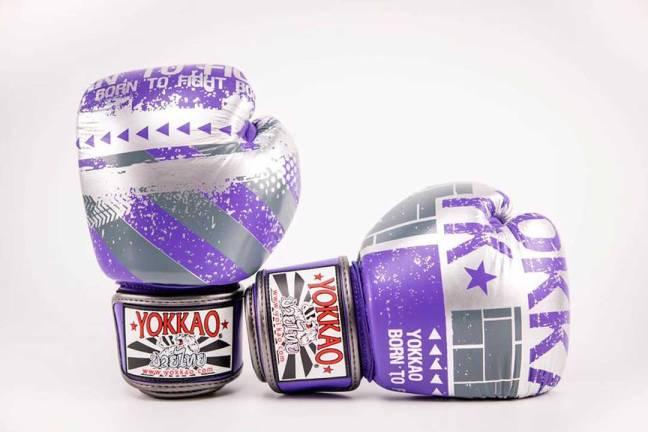 Yokkao Hustle Muay Thai Boxing Gloves