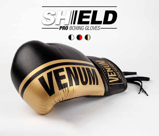 Venum Shield Pro Boxing Gloves