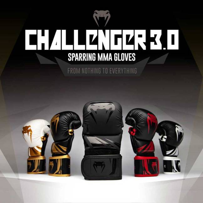 Venum Challenger 3.0 Sparring Gloves