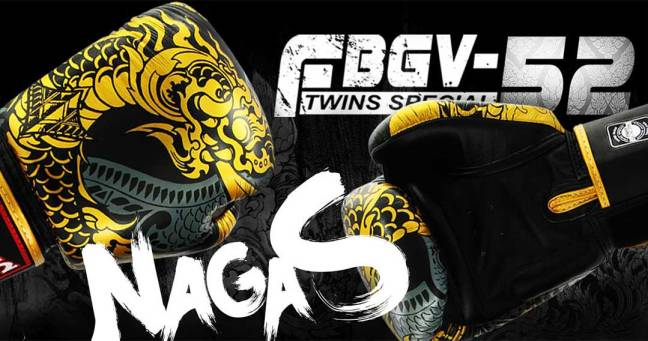 FBGV-52 Nagas Boxing Gloves