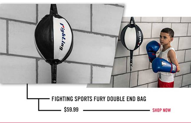 Fighting Sports Fury Double End Bag