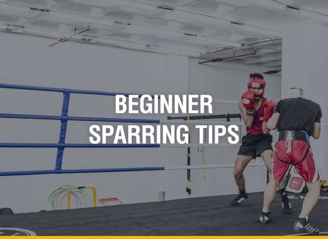 Beginner Sparring Tips