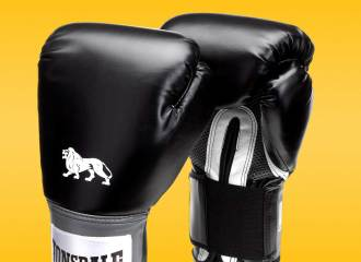 Lonsdale Pro Style Training Boxing Glove Review