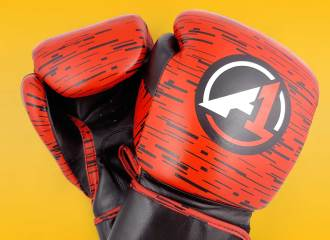 A1 Fight Gear Haze Velcro Boxing Gloves Review