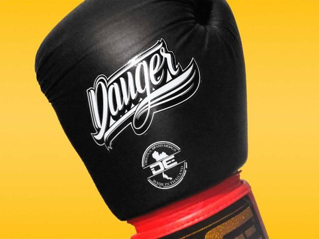 Danger Equipment Classic Thai Boxing Gloves