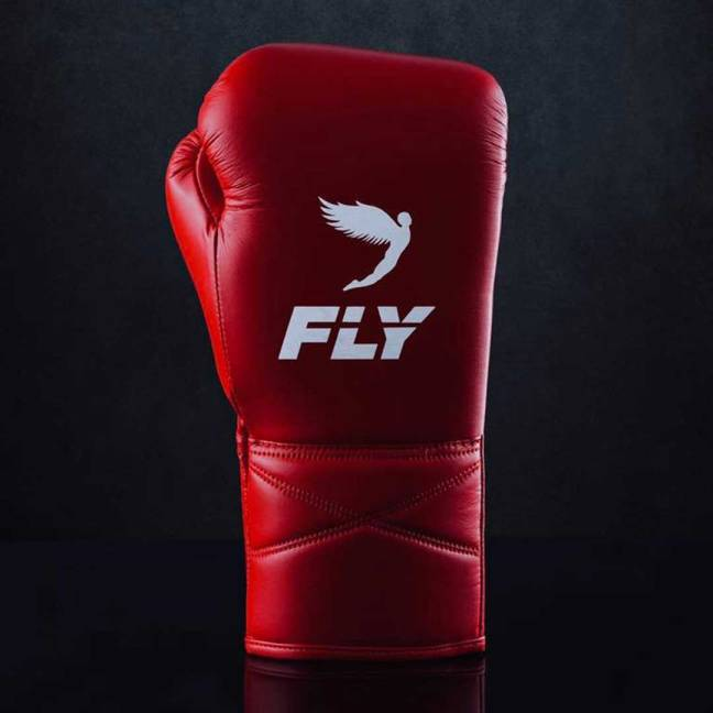Fly Superlace X Boxing Gloves
