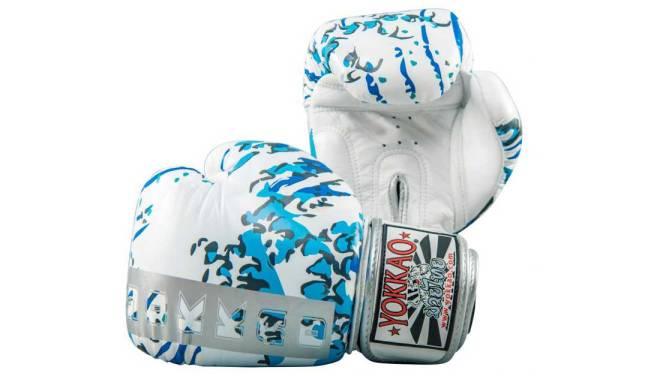 Yokkao Great Waves Boxing Gloves