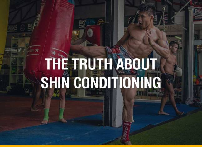The Truth about Shin Conditioning