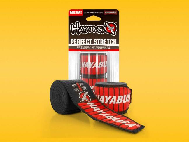 Hayabusa perfect stretch 2.0 Hand Wraps Review