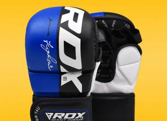 RDX T6 MMA Sparring Gloves Review