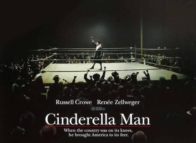 Film Review – Cinderella Man (2005)