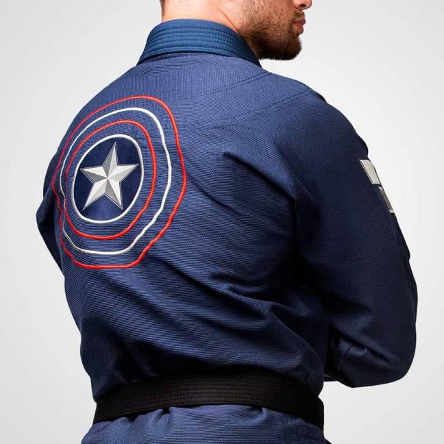 Hayabusa Captain America Gi