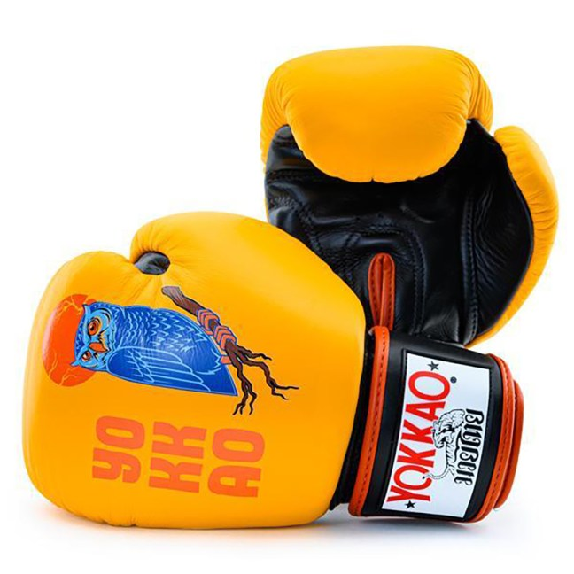 Yokkao Nightwalker Boxing Gloves