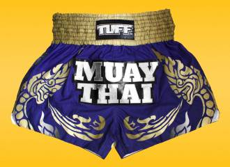 TUFF Custom Muay Thai Shorts Review