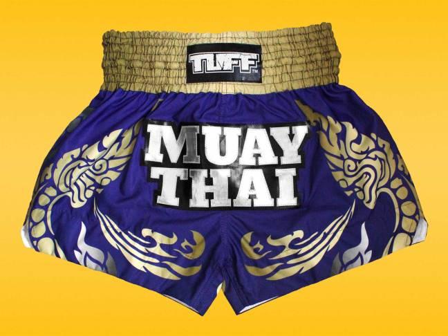 TUFF Custom Muay Thai Shorts Review