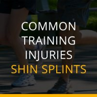 Common Training Injuries and How to Treat Them - Shin Splints