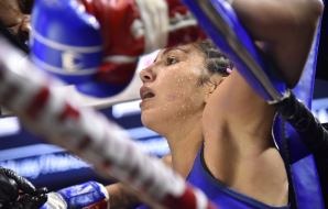 Mariana Scombatti - Muay Thai Super Champ