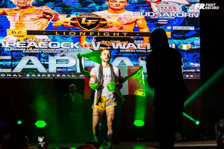 Jake Peacock - Muay Thai fighter
