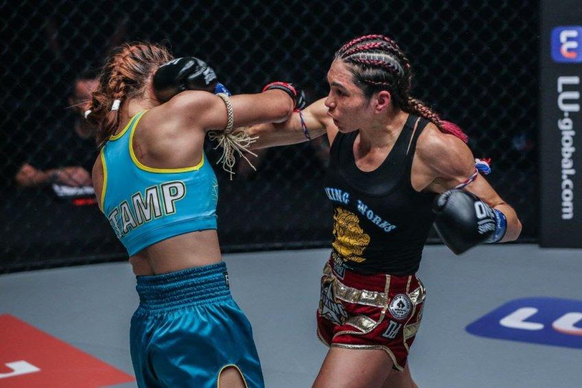 Janet Todd - Female Muay Thai Fighter