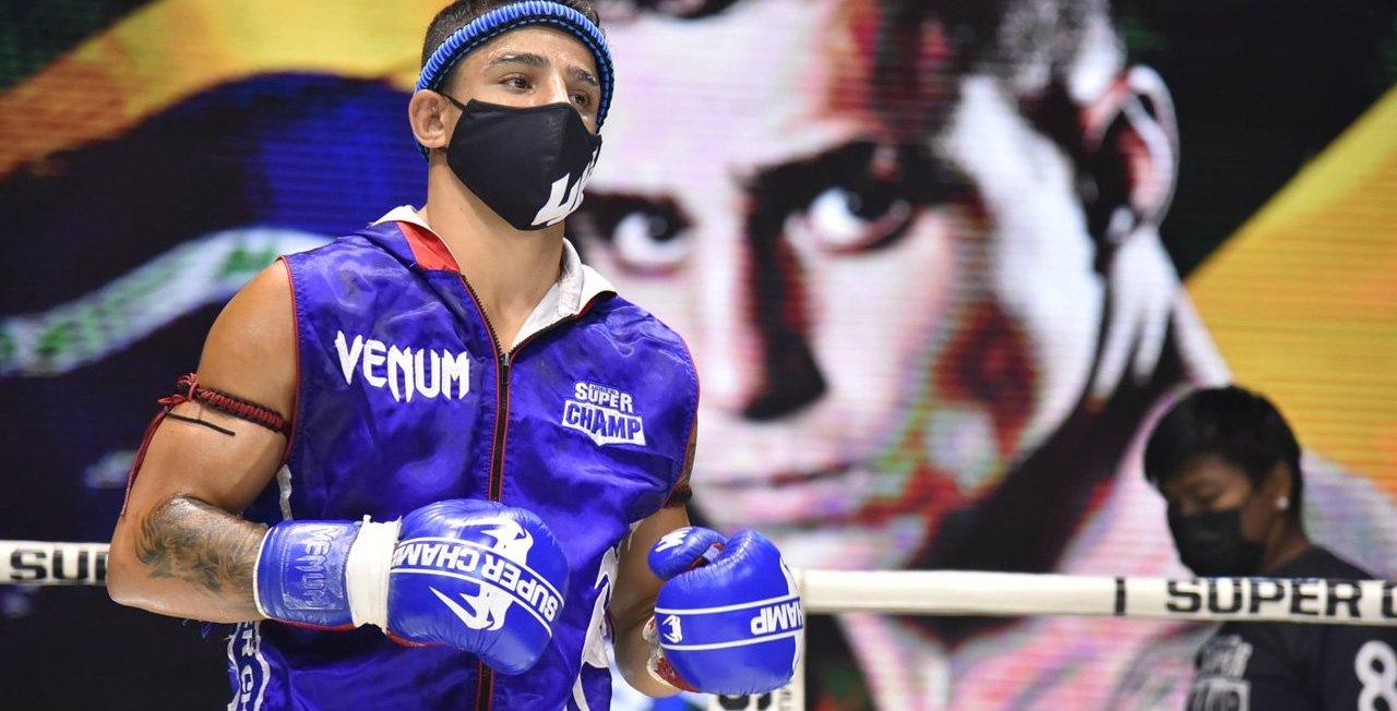 Felype Morais Souza - Muay Thai Super Champ