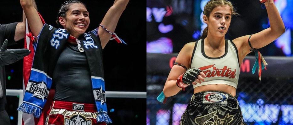 Janet Todd vs Alma Juniku - ONE Championship
