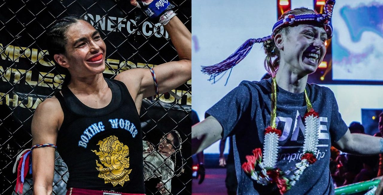 Janet Todd vs Anne Line Hogstad - ONE Championship