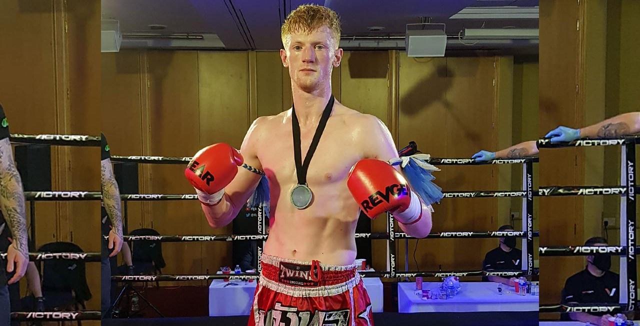 Alex MacGregor beats Jack Cooper - VICTORY 7