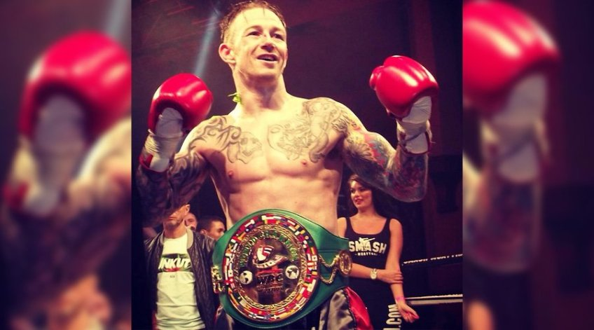 Andy Howson - WBC Muaythai World Champion
