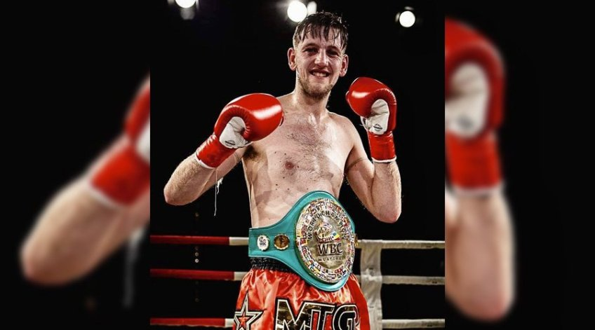 George Mann - WBC Muaythai World Champion