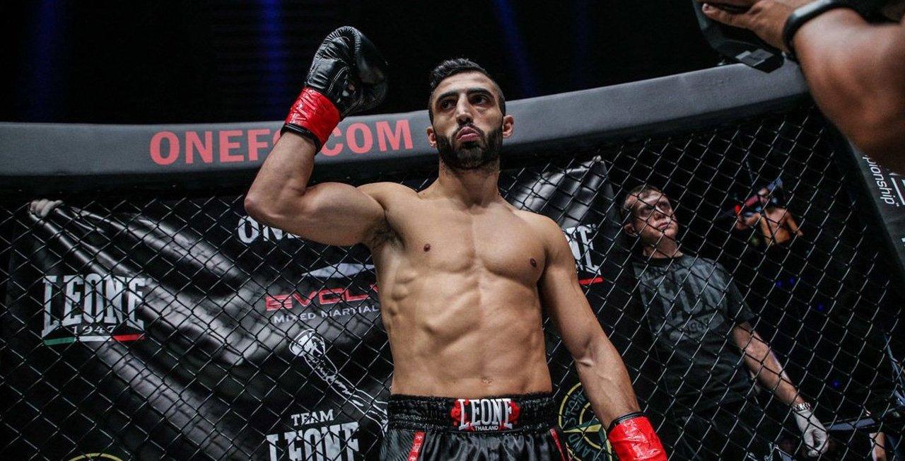 Giorgio- Petrosyan vs Superbon - ONE Championship Kickboxing World title