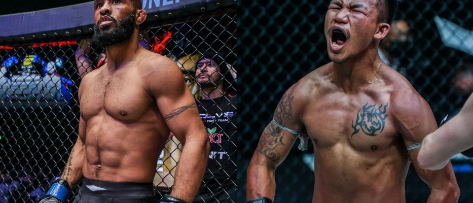 Rodtang vs Demetrious Johnson - ONE Championship