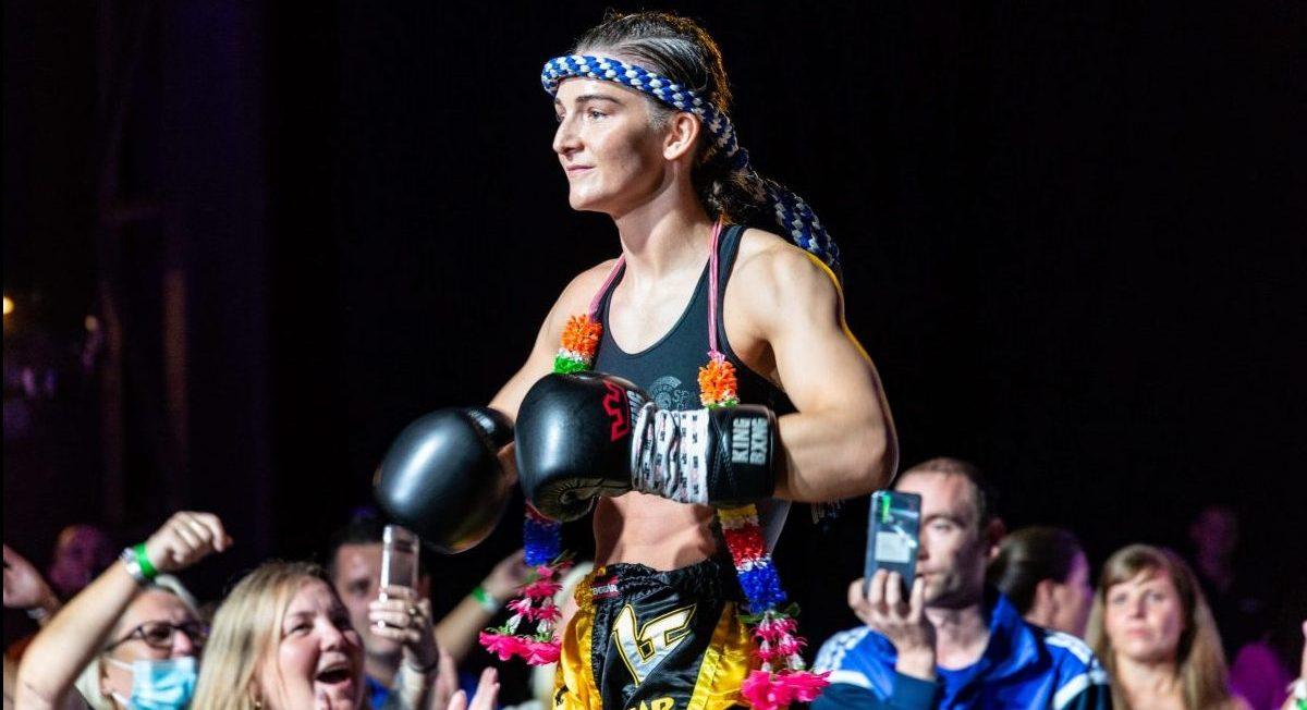 Amy Pirnie - Female Muay Thai World Rankings