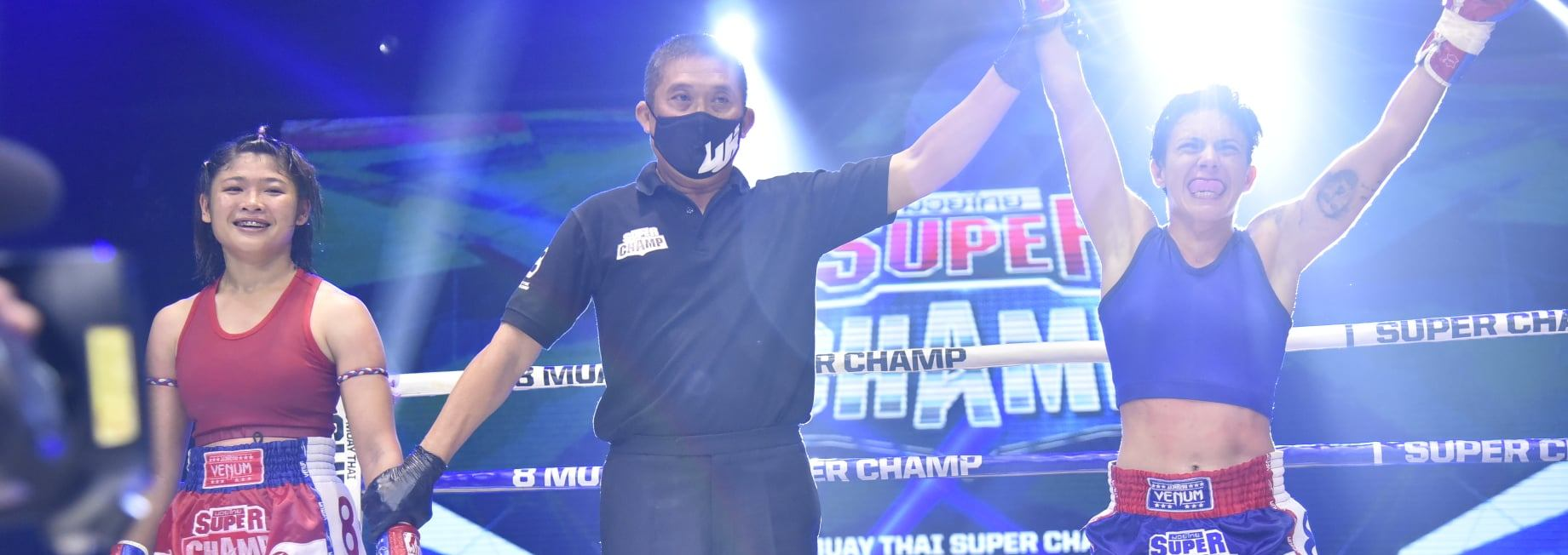 Muay Thai Super Champ - Full Fight Card