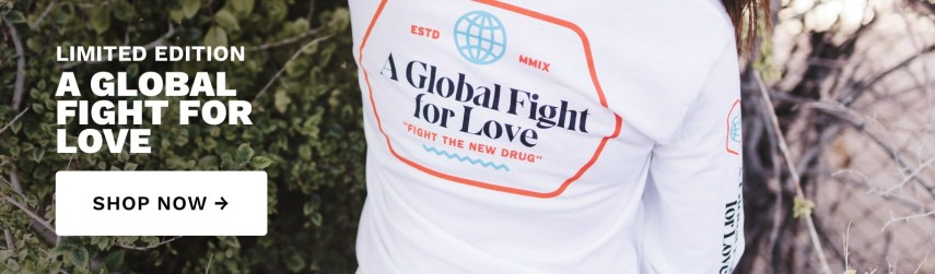 Global Fight For Love Long Sleeve