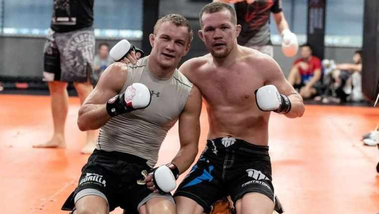 Petr Yan will train at the famous American gym