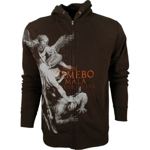 bb2549de8b0c5c Click to Buy  Ranger Up St. Michael Archangel Protector Zip Up Hoodie.  Posted on January 25