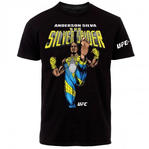 Anderson Silva UFC 148 Silver Spider Shirt