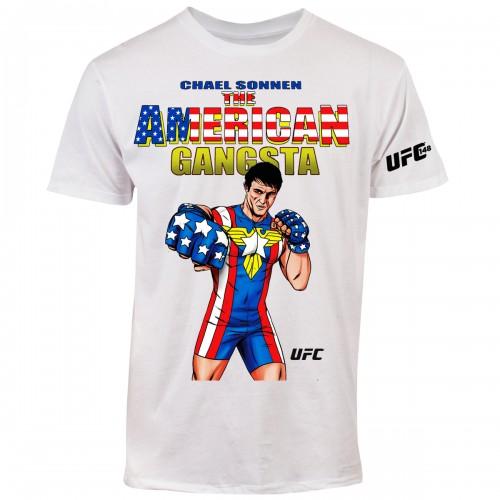 Chael Sonnen UFC 148 American Gangsta shirt
