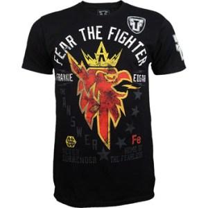 Frankie Edgar UFC 150 walkout shirt front