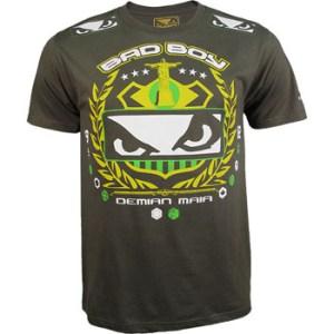 Demian Maia UFC 153 walkout shirt