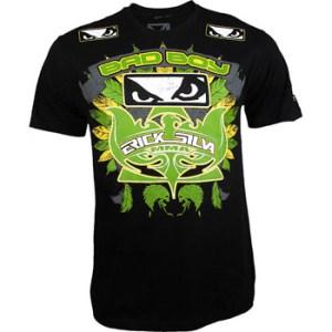 Erick Silva UFC 153 walkout shirt