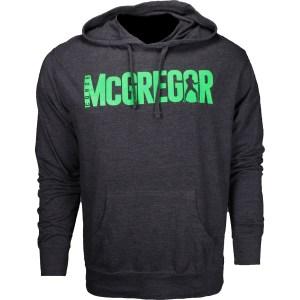 Conor McGregor Lettering UFC Hoodie