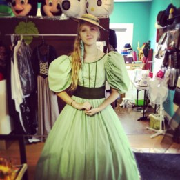 Anne of Green Gables.